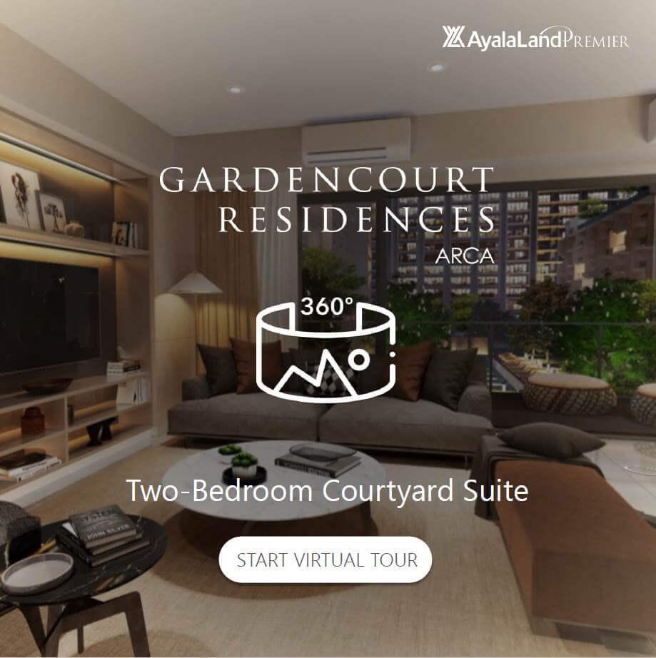 Gardencourt Residences 2BR Virtual Tour